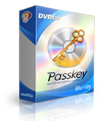 Passkey for Blu-ray