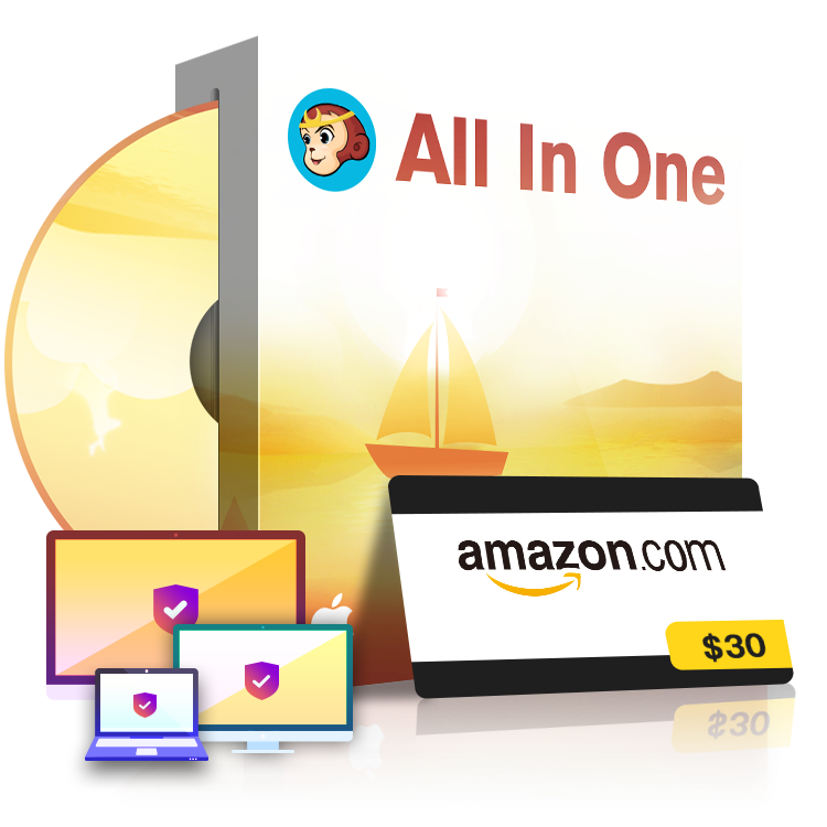 DVDFab All-In-One Lifetime Gift for Mac