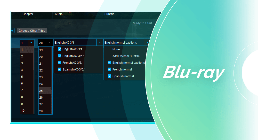 dvdfab dvd to blu-ray converter 特點 2