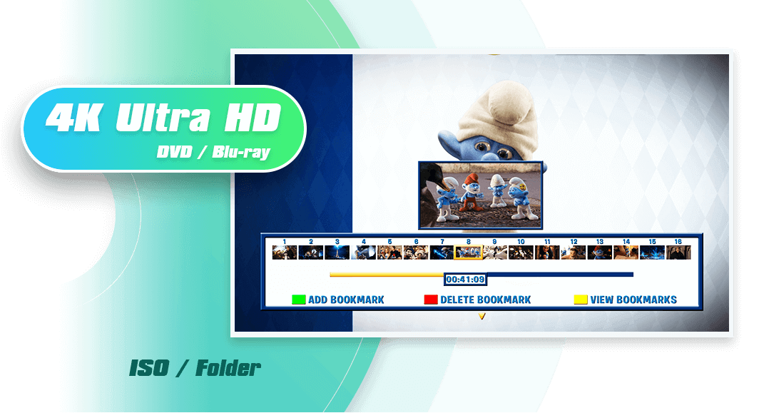 dvdfab media player 特點3