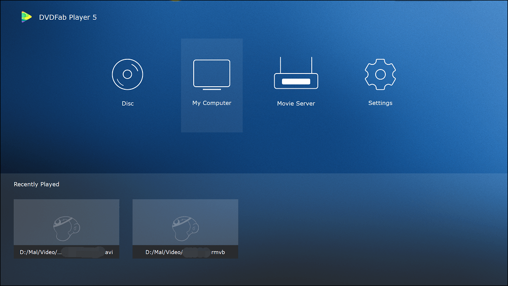 dvdfab media player 圖示2